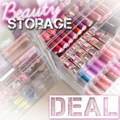 20% Rabatt auf die beste Beauty-Aufbewahrung der Welt! - MUJI Elemente und sowieso alles reduziert! | http://ift.tt/1OMVaxi