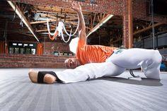 Profesor Axe Capoeira Brasil