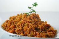 Tawa Pulao - Street Food