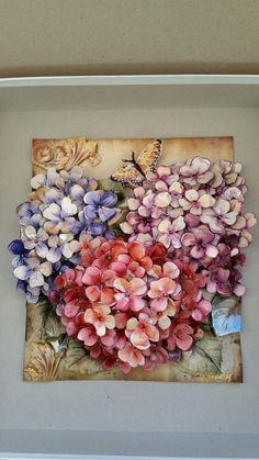 one stroke painting 3d Art Painting, Art Mural 3d, Sculpture Painting, 3d Wall Art, China Painting, Texture Painting, Fabric Painting, Art Floral, Clay Flowers