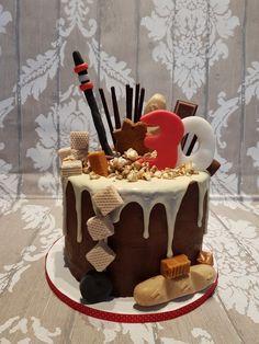 #bakingmum #dripcake