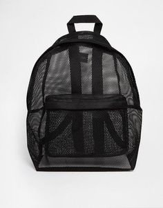 4039940d89 Asos Mesh Backpack Mesh Backpack
