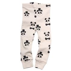 Mini Rodini panda leggins