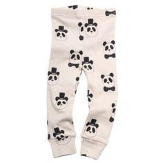 Mini Rodini panda leggins