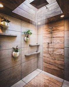 """What are your thoughts about this gorgeous shower design ? *** Rate it out of 10?⭐️ *** """"There's no half-singing in the shower, you're…"""