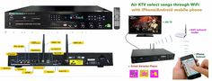 For loud and clear sound and great sound mixing, you can try investing some bucks on You can get the best ones from Sing System. Professional Karaoke Machine, Karaoke Player, Karaoke System, Equipment For Sale, Hdd, Investing, Singing, Songs