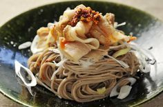 Buckwheat Noodles, Spaghetti, With, Junk Food, Japanese Food, Cooking, Healthy, Ethnic Recipes, Kitchen