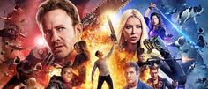 Sharknado The 4th Awakens review