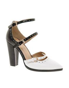 ASOS PRAIRIE Pointed High Heels