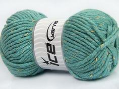 Ruby Wool Vert menthe