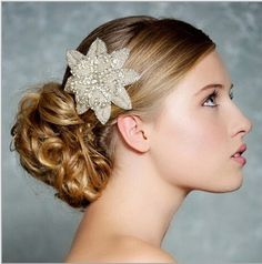 wedding romantic crystal rhinestone hairband bride high quality  beads  flower hair jewelry bridal vintage hair accessories-in Hair Jewelry from Jewelry on Aliexpress.com | Alibaba Group