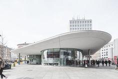 Premio Europeo del Espacio Público Urbano 2016: 25 finalistas,Cortesía de Premio Europeo del Espacio Público