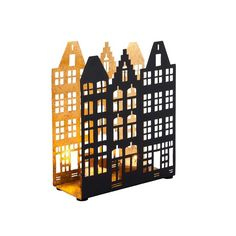 Christmas tealight house from Butlers