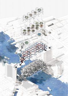"INDA Bangkok. Year 3. www.cuinda.com ""Collective Globes: Bridging Symbiosis"" by Eakapob Guide Tutor: Peter Strzebniok"