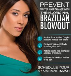 Benefits of a brazilian blowout
