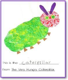 It's an Eric Carle Caterpillar!!!!