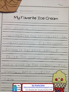 Ms. Beattie: Opinion Writing & Day 13/14 Early!