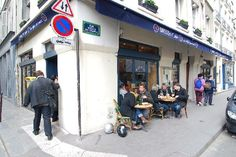 Breizh Cafe in Paris.  Wasn't able to get in the last time -- but definitely going to make it on the next trip!