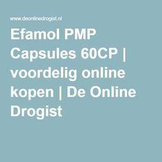 Efamol PMP Capsules 60CP | voordelig online kopen | De Online Drogist
