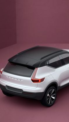Volvo XC40, 2018 Cars, 4k (vertical)