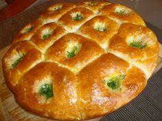 Хляб и сол: Чеснови питки с пресни билки