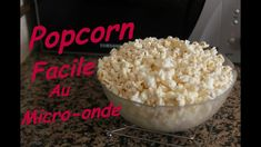 Easy Homeade Popcorn { Without Oil } Healthy Popcorn, Homemade Popcorn, Faire Du Pop Corn, Pop Popcorn, Snack Video, Low Calorie Snacks, Savory Snacks, Appetizers, Cooking