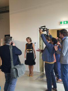 Королева посетила открытие штаб-квартиры StudyPortals