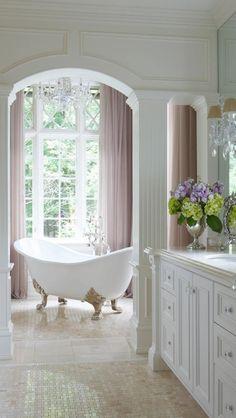 Fairytale bathroom