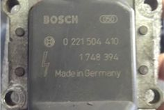 obd1 e36 Bosch ignition coils and boots