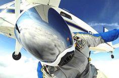 Conquistando el cielo!! #GoPRO #saltobase #paracaidismo #sinmiedoavolar…