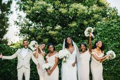 Bridesman, Groomsmaid, Man-of-Honor & Best Lady: If you're having a coed bridal party you'll want to read these tips first! Male Bridesmaid, Bridesmaid Outfit, Groomsmen Outfits, Bridesman, Bridal Gowns, Wedding Dresses, Bouquet Wedding, Wedding Nails, Bridal Musings