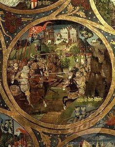 Hans Part - Battle of Mailberg - Klosterneuburg Monastery Austria Popular Paintings, Great Paintings, Wood Detail, Austria, Sculptures, History, Battle, Paradise, Oil