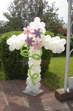 Doesn't say how to make it, just an idea for my daughter first communion