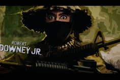 #TropicThunder (2008) - #KirkLazarus