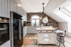 classic rustic kitchen