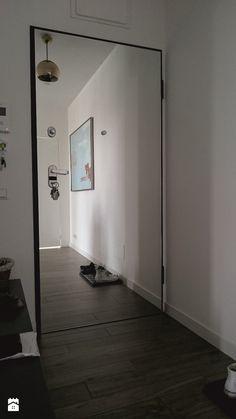 Lustrzane drzwi wejsciowe - zdjęcie od Glass Decorator Nowoczesne Szkło dla Architektury - Hol / Przedpokój - Styl Minimalistyczny - Glass Decorator Nowoczesne Szkło dla Architektury