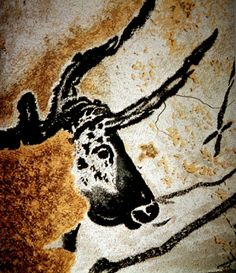 The Lascaux Caves in SW France hold an amazing array of paintings dated at more than 17,000 years. Their subject is hunting. Their location and intricacy suggests they were motivated by a sense of a spiritual bond between hunter and prey.