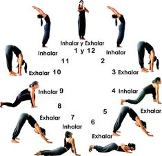 🌞 Vinyasa Yoga classes: Learn the Sun Salutation A? Yin Yoga, Yoga Meditation, Yoga Mantras, Yoga Flow, Iyengar Yoga, Yoga Salutation Au Soleil, Ashtanga Vinyasa Yoga, Ashtanga Yoga Sequence, Kundalini Yoga Poses