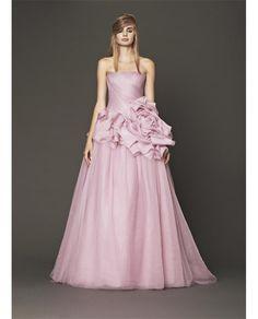 Bride | Browns fashion & designer clothes & clothing VERA WANG Naya Wedding Dress