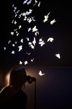Digital Revolution exhibition at the Barbican