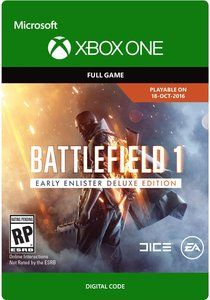 PC: Battlefield 1 download for 45.39 American or 60.49 Canadian http://www.lavahotdeals.com/ca/cheap/pc-battlefield-1-download-45-39-american-62/121551