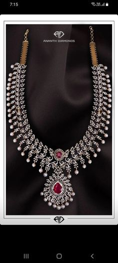 Diamond Jewelry, Layers, Diamonds, Jewels, Traditional, Diamond Jewellery, Layering, Jewerly, Diamond