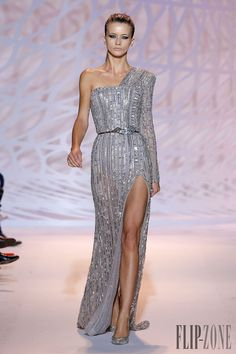 Zuhair Murad Outono-Inverno 2014-2015<span lang='en'>, official pictures</span> - Alta-Costura - http://pt.flip-zone.com/fashion/couture-1/fashion-houses/zuhair-murad-4826