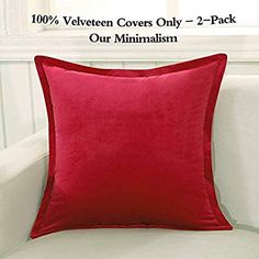 Couch Cushion Covers, Throw Pillow Covers, Pillow Cases, Comfortable Couch, Luxury Throws, Bedroom Sofa, Decorative Throw Pillows, Home Kitchens, Loom