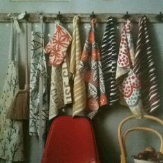 Great patterns - via West Elm