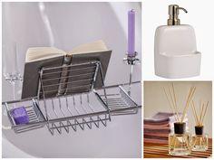 Fürdőszobai kiegészítők, amik nem csak hasznosak, de szépek is Bath Caddy, Soap, Bathroom, Washroom, Full Bath, Bath, Bar Soap, Bathrooms, Soaps