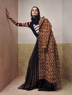 beyond retro: michelle van bijnen by gregory harris for vogue china october 2015   visual optimism; fashion editorials, shows, campaigns & more!