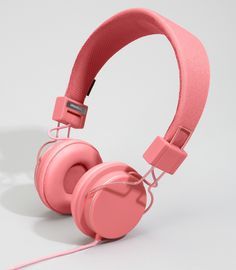 Funny Gifts & Unique Gifts - UrbanEars Coral Plattan Headphones - Coral Over Ear Headphones