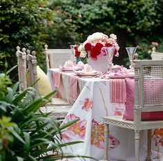 Ideas For A Lovely Garden Party-Great Blog post