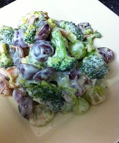 Sweet Broccoli Salad  3 Points+